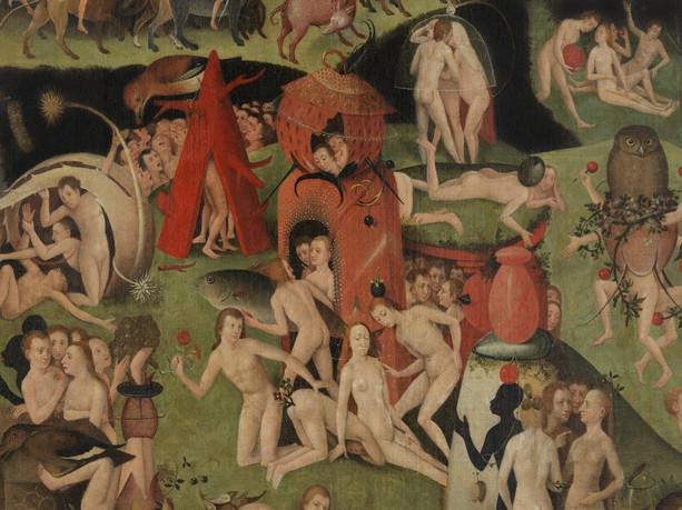 Hieronymus Bosch (detail)