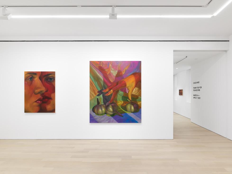 Chloe Wise / Almine Rech Gallery