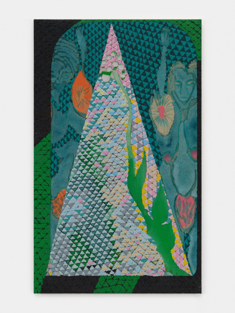 Chris Ofili / David Zwirner Gallery