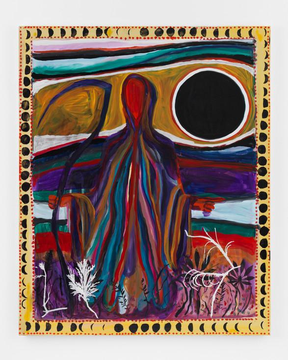 Josh Smith / David Zwirner Gallery