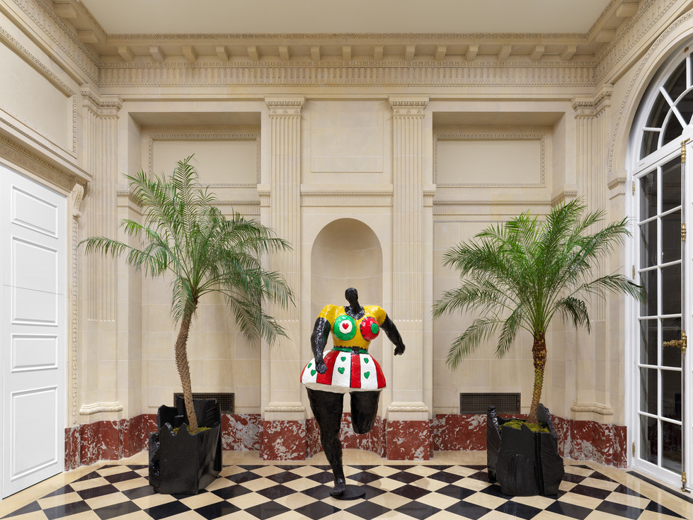 Niki de Saint Phalle / Salon 94