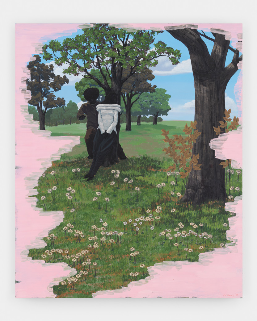 Kerry James Marshall / David Zwirner Gallery
