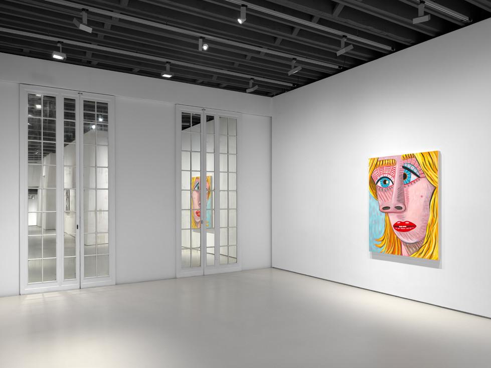 Brian Calvin / Anton Kern Gallery