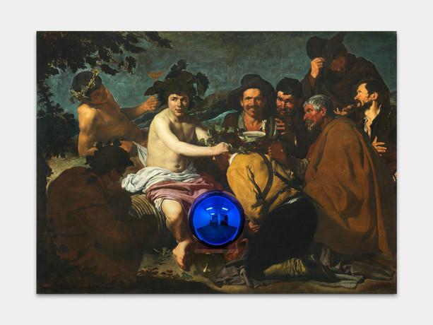 Jeff Koons / David Zwirner Gallery