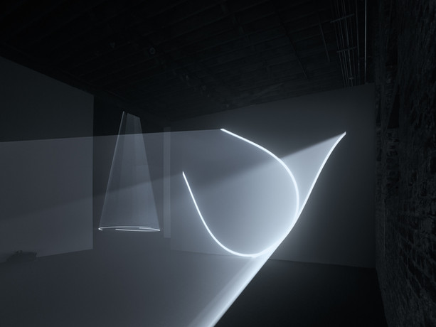 Anthony McCall / Pioneer Works