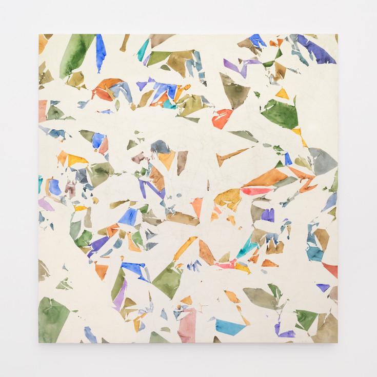 Simon Hantaï / Kasmin Gallery