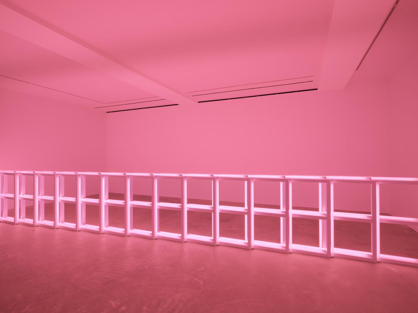 Dan Flavin / David Zwirner Hong Kong