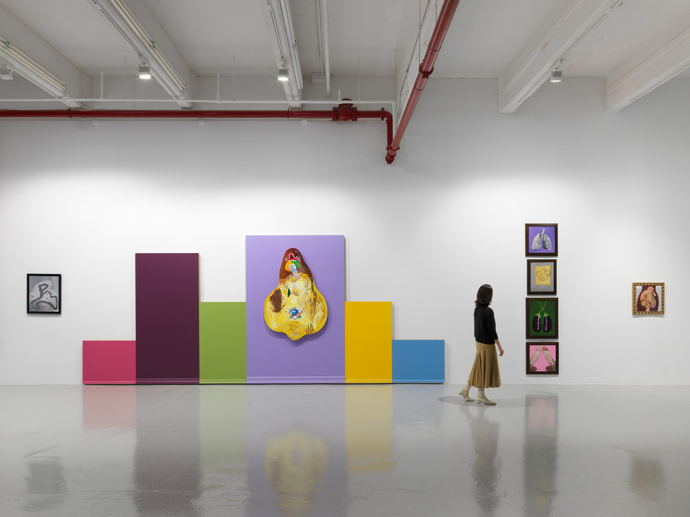 Mike Kelley / Hauser & Wirth