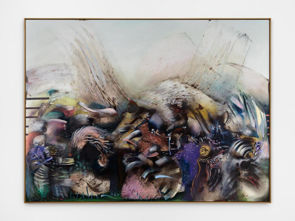 Ali Banisadr / Kasmin Gallery