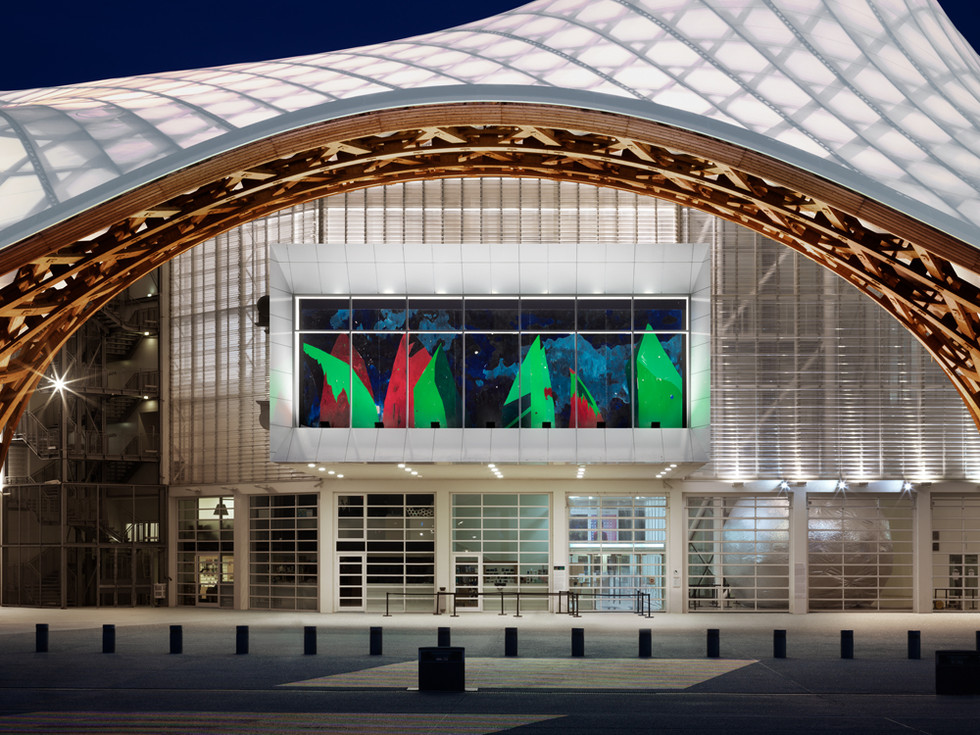 Harold Ancart / Centre Pompidou-Metz
