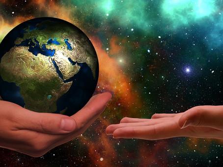Vive ligera y compártelo con el mundo