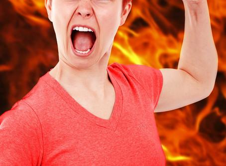 ¿Qué emoción negativa te domina?