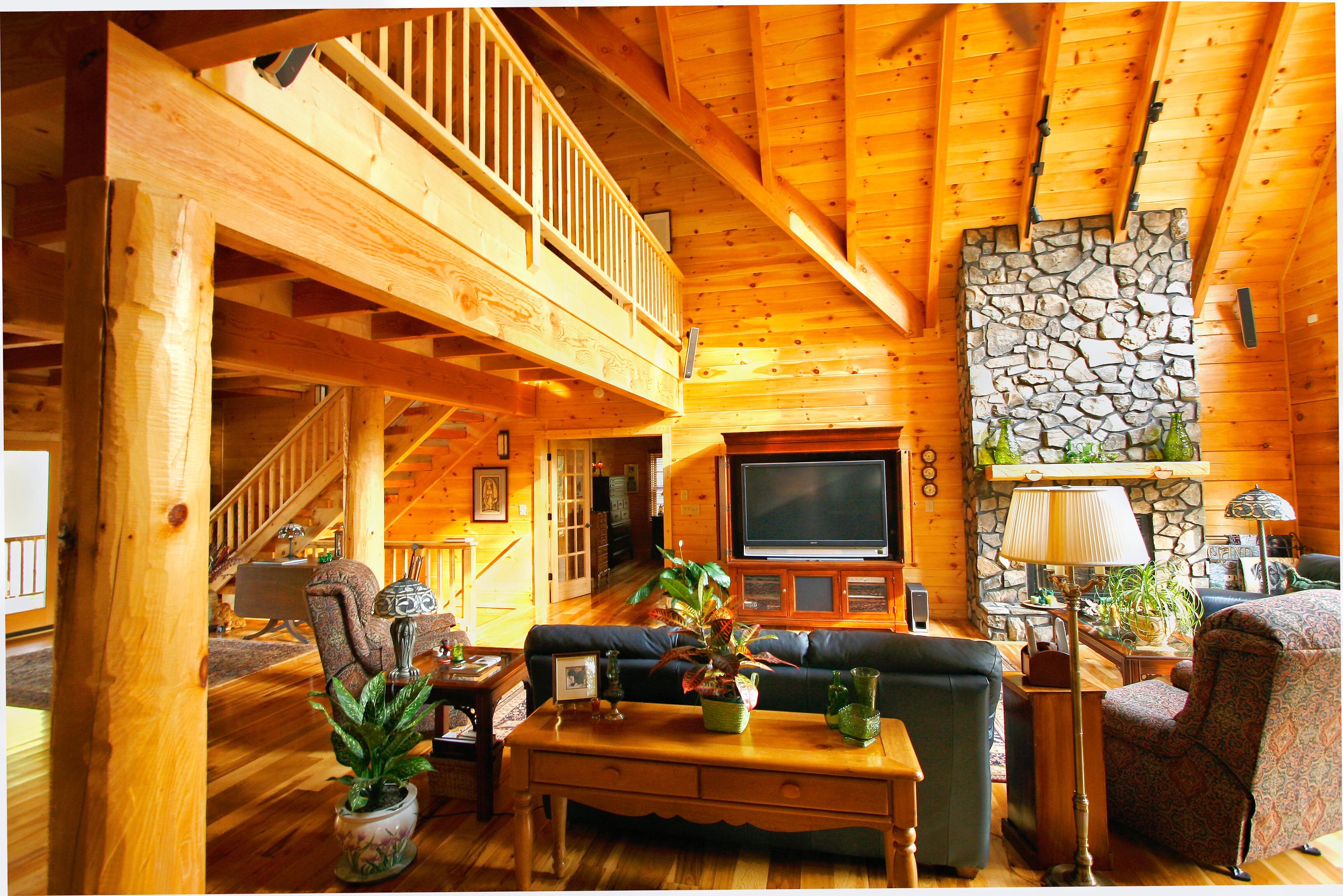 Bear Creek Log & Timber Homes | Mocksville | Log Homes of NC