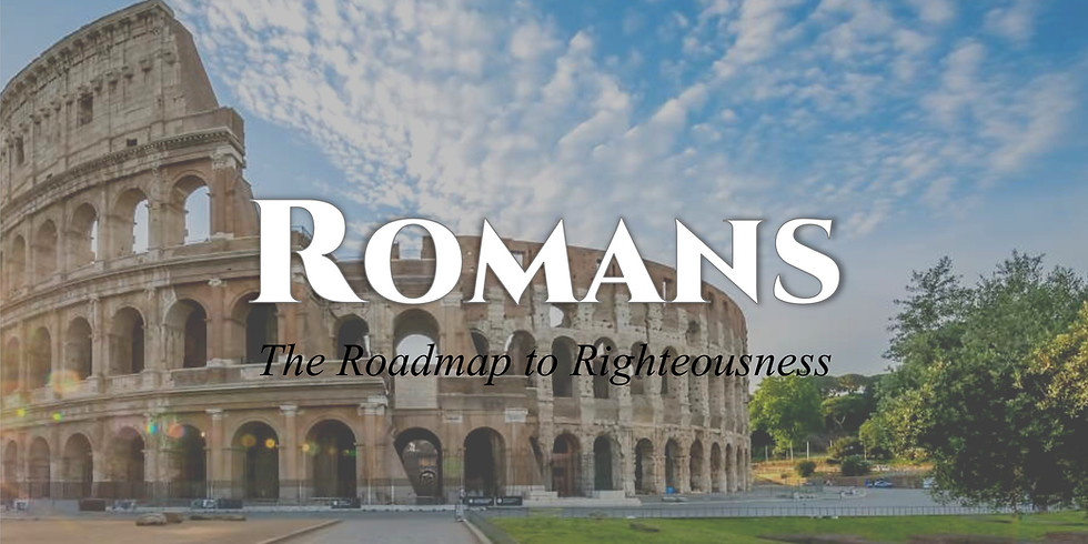 Romans Bible Study With Pastor Ethan Greene