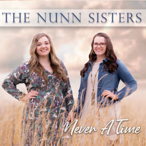 The Nunn Sisters - Never A Time - Digital