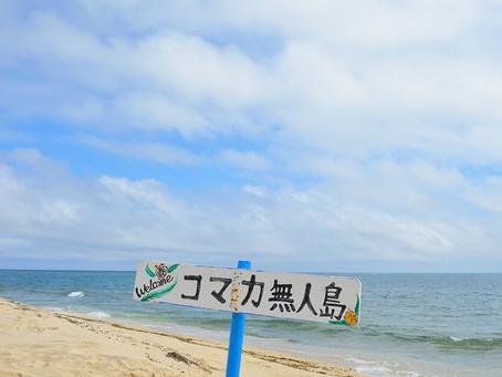 沖縄 コマカ島のオススメ!
