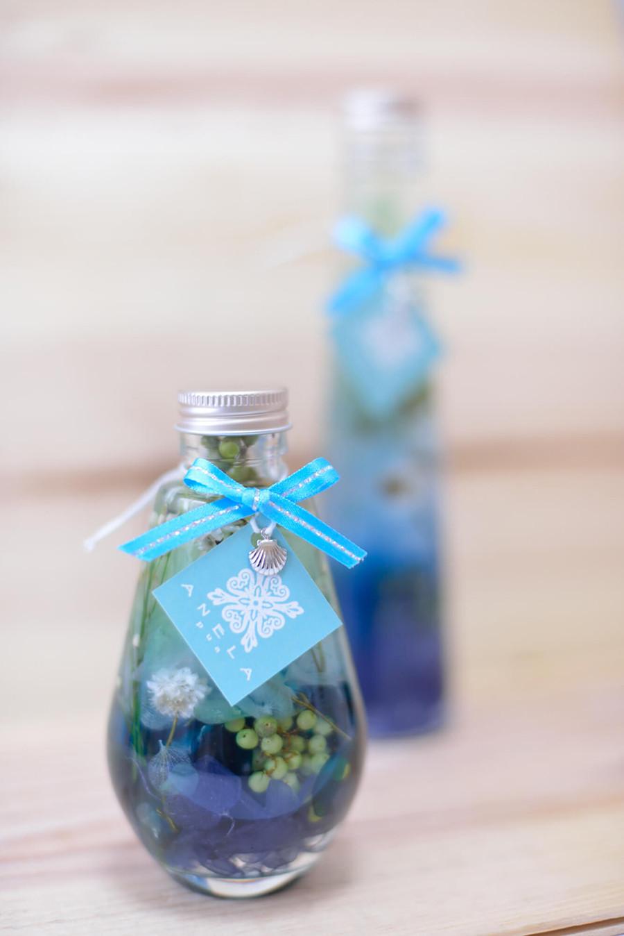 JAMS 「Sea in the Bottle」Short ブルー