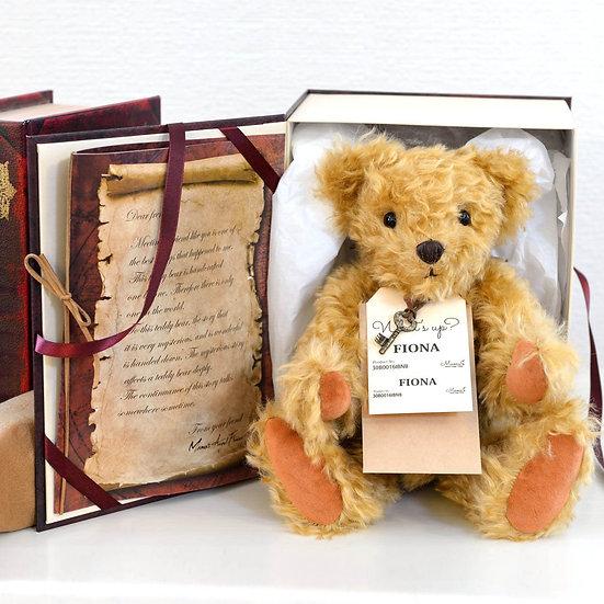 魔法のテディベア【FIONA】- Original Teddy Bear-限定1点