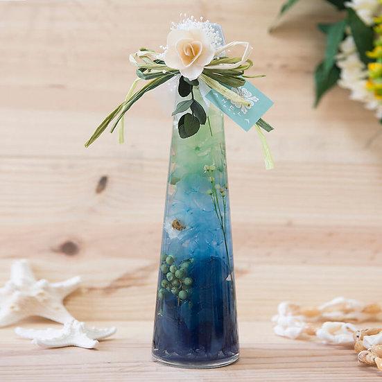 JAMS 「Sea in the Bottle」Long ブルー