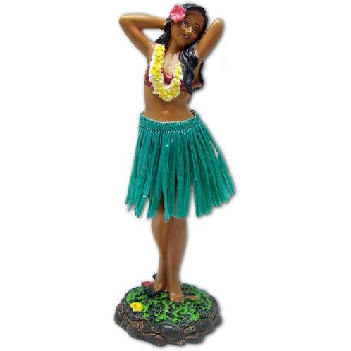Mini Hula Dolls