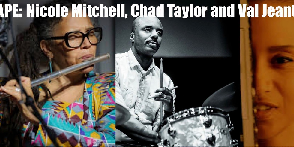 MATAPE w Chad Taylor, Val Jeanty and Nicole Mitchell (1)