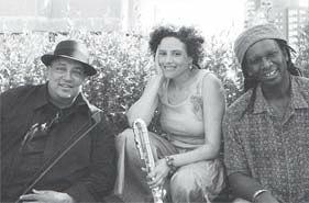 Indigo Trio