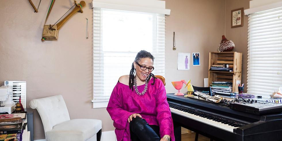 Nicole Mitchell Composer Talk