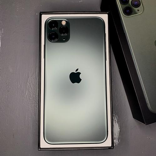 iPhone 11 Pro Max 256gb Midnight Green