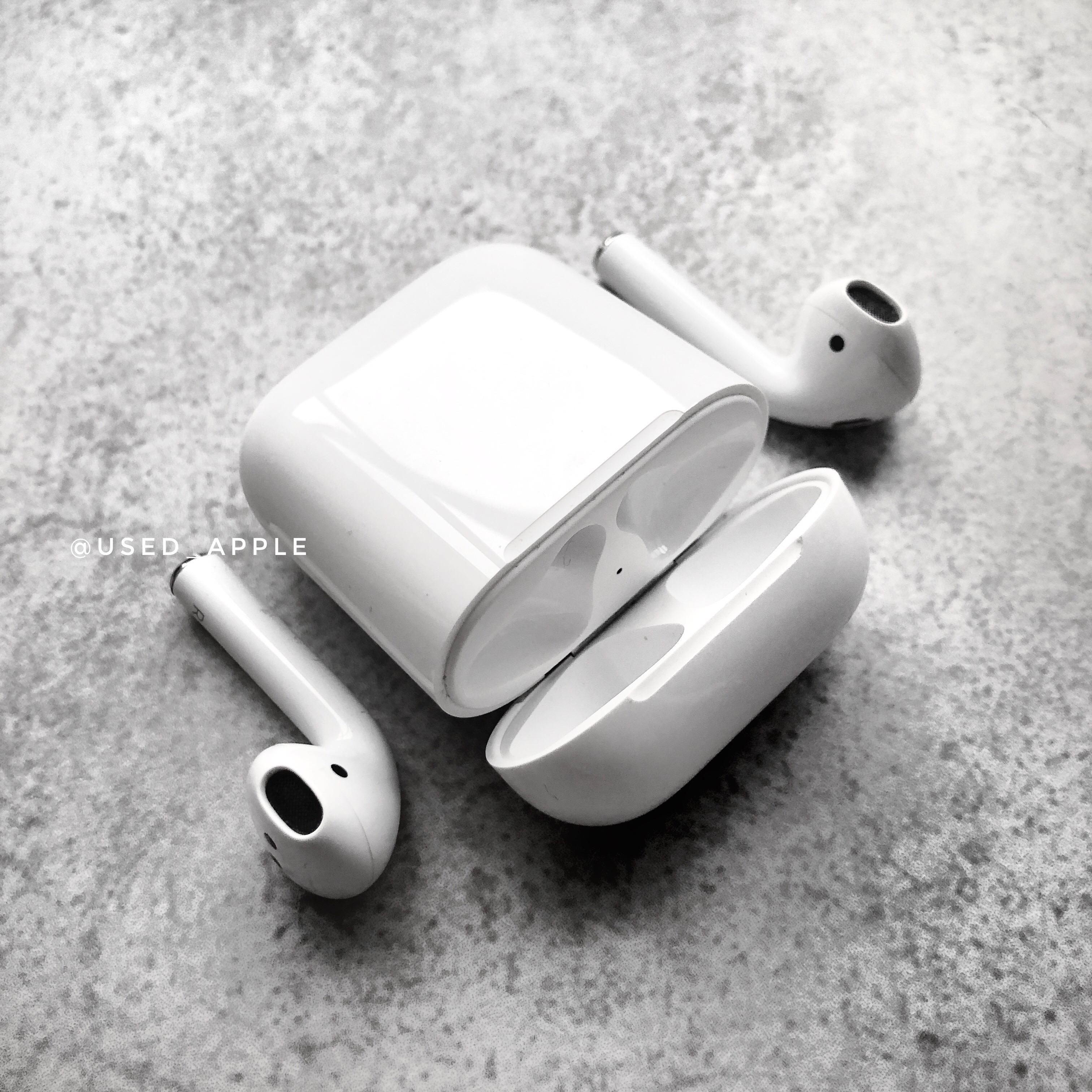 used AirPods вживані бу айфон