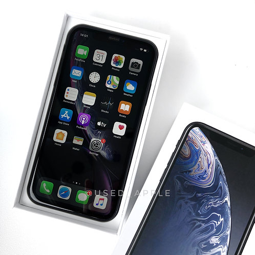 iPhone XR 64Gb Black r-sim