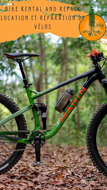 Bike Rental and Repair Location et répa