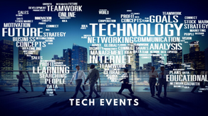 Why You Should Attend Tech Events & Conferences?