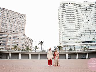 Vishen & Sandeepa's Wedding | Durban Jewish Club