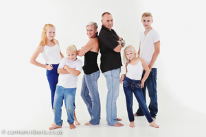 Carmen Roberts Photography, Family Studio Shoot