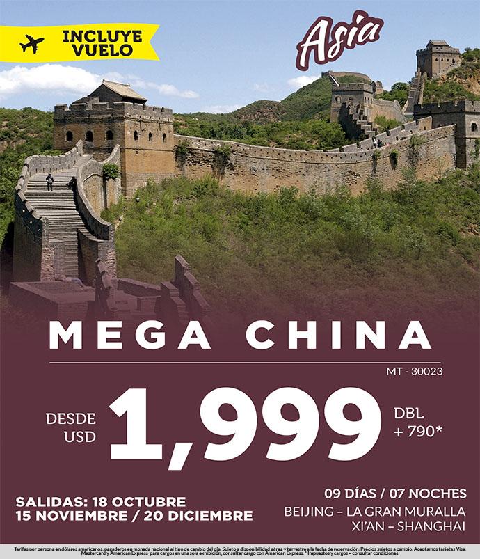 Mega China