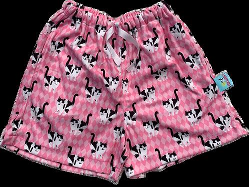 Shorts Pink Diamonds