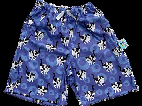 Shorts - Blue Rings