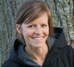 Physiotherapeutin Maria Merz