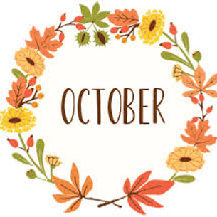 Sunday, October  3, 2021 Virtual Make-Up Class!