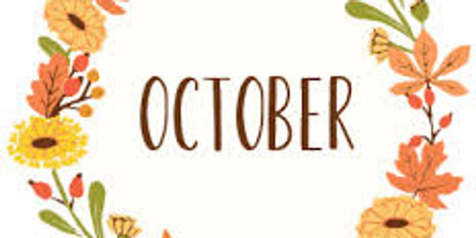 Sunday, October 4, 2020 Virtual Make-Up Class!