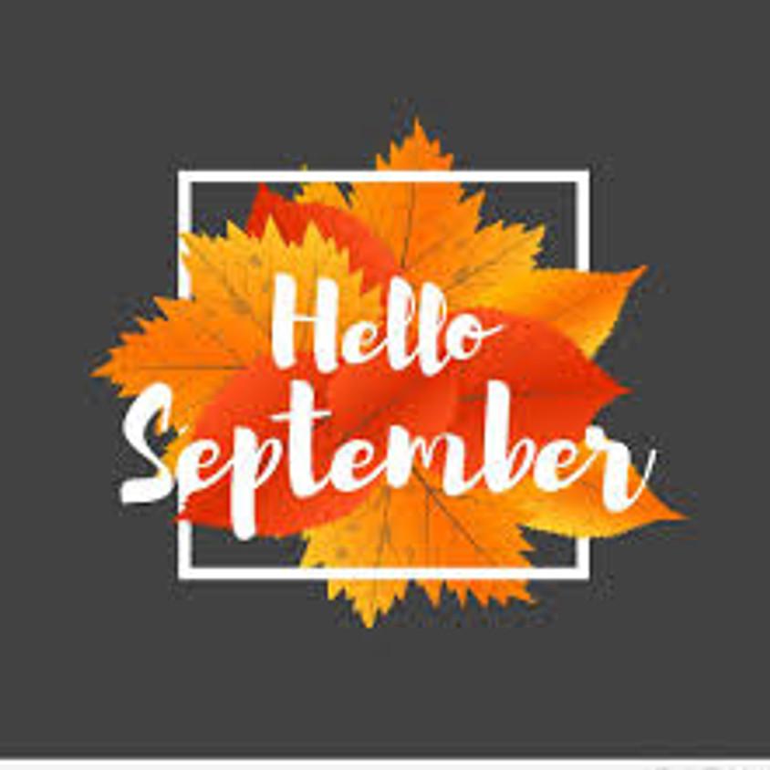 September 2019 Make Up Class