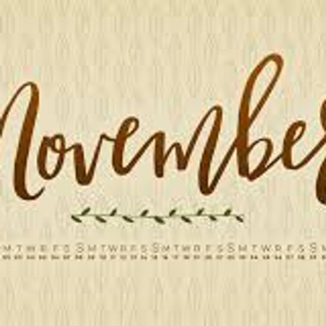 Sunday, November 8, 2020 Virtual Make-Up Class!