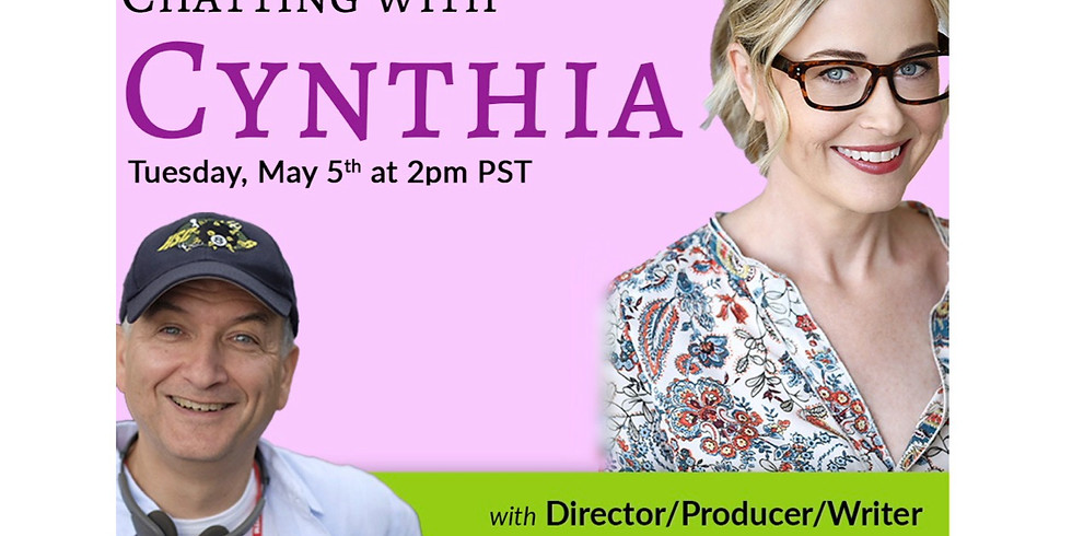 Chatting with Cynthia: Special Guest David Kendall