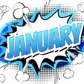 Sunday, January  9, 2021 Virtual Make-Up Class!