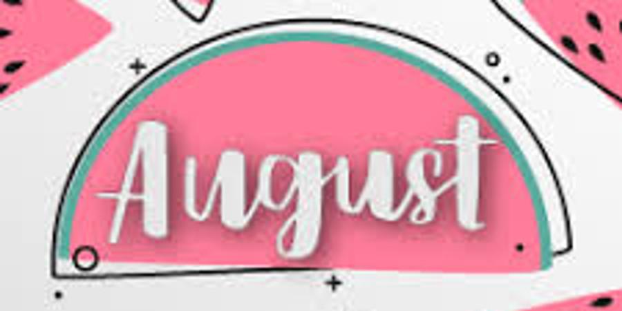 Sunday, August 8, 2021 Virtual Make-Up Class!