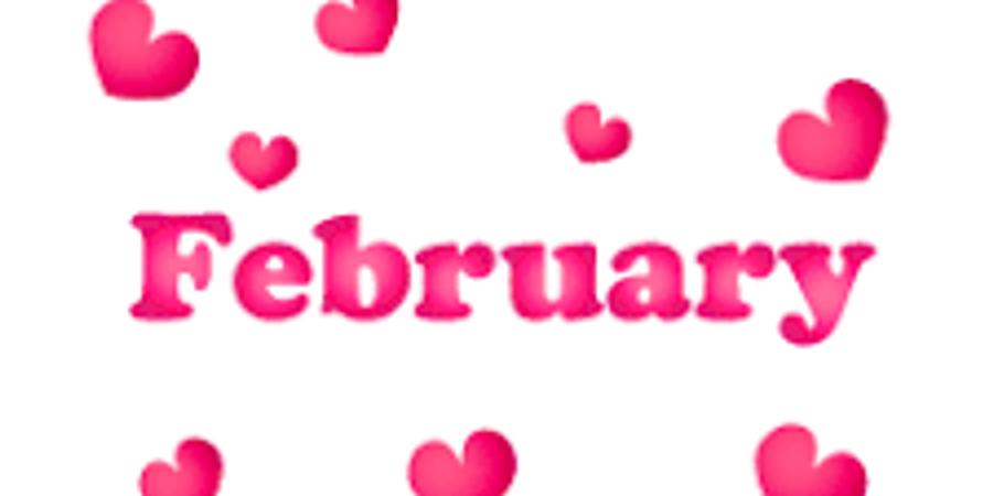 Sunday, February 7, 2020 Virtual Make-Up Class!