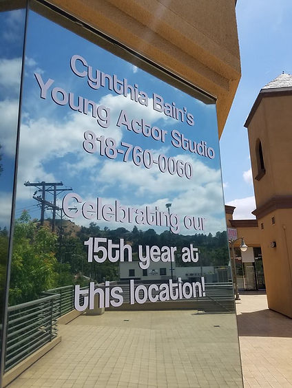 Cynthia Bain's Young Actor Studio