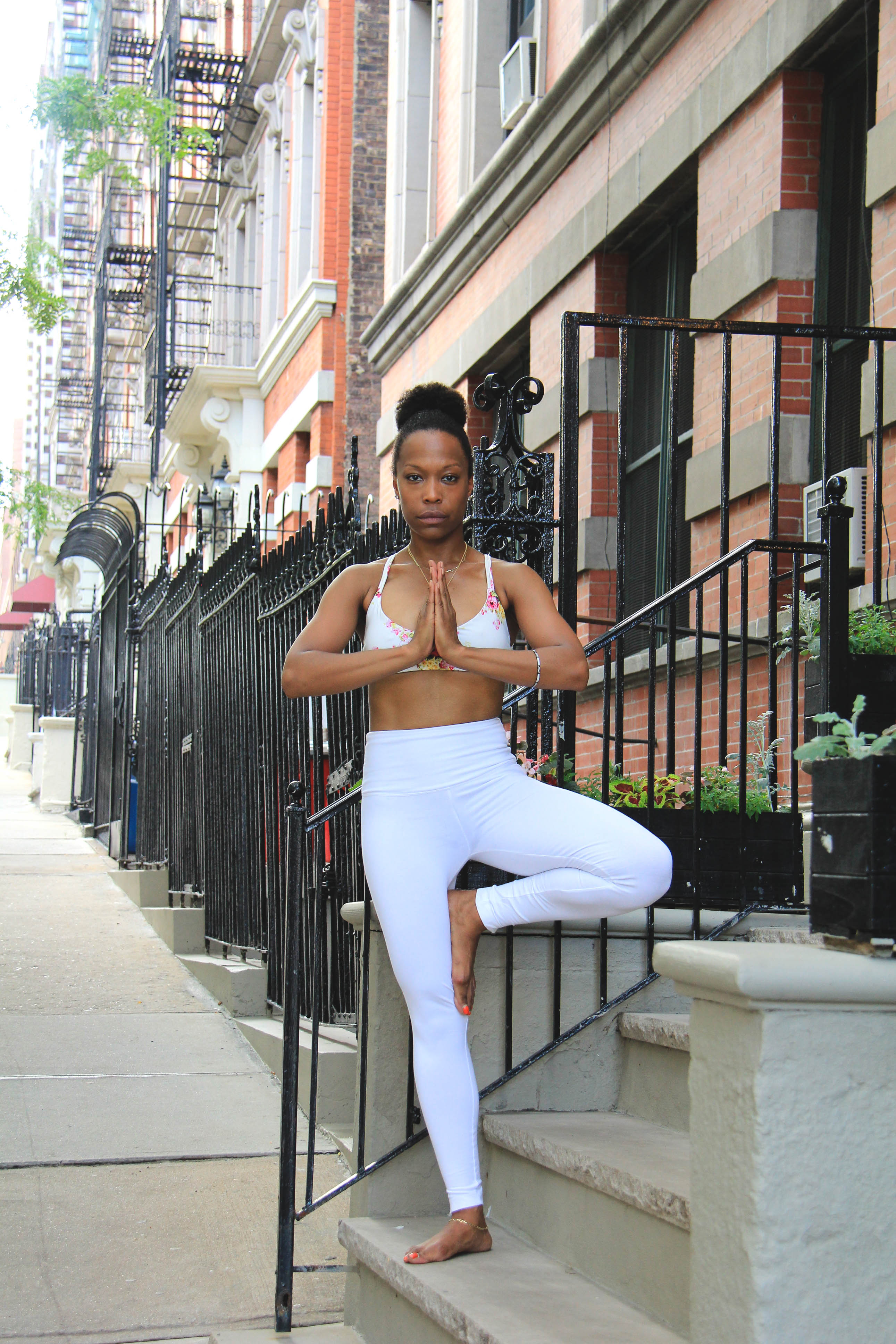 Yoga Photography for Social Media