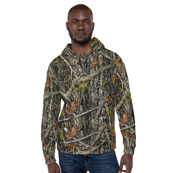 All-Over Hunting Ready Camo Hoodie