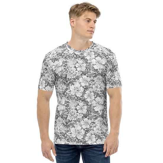 Snow Camouflage Men's T-shirt